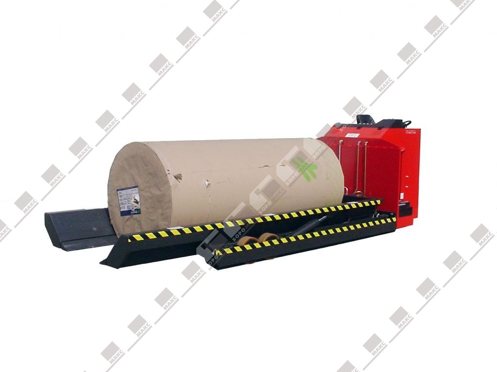 Тележки для транспортировки рулонов