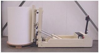 электротележки для перевозки рулонов